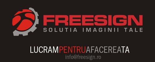 FREESIGN - webdesign, publicitate, multimedia, software